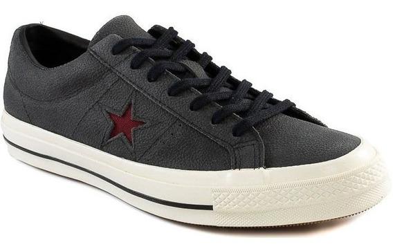 Tênis Converse One Star Co03000001 Noturno/bordo Original