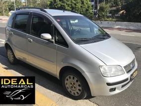 Fiat Idea Elx1.4 Flex Completa 2007 Impecável Baixo Km