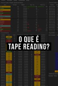 Promoção Curso Tape Reading Scalper Trader +brindes