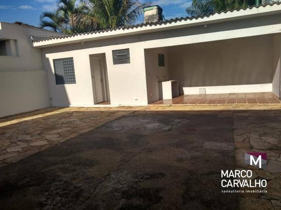 Casa Com 3 Dormitórios Para Alugar Por R$ 4.000,00/mês - Jardim Maria Izabel - Marília/sp - Ca0501