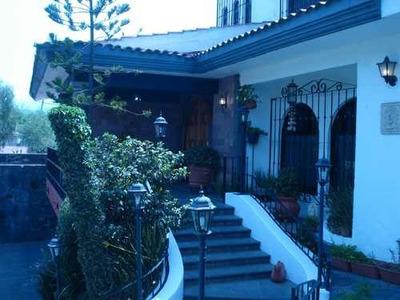 Hermosa Casa En Jardines Del Pedregal