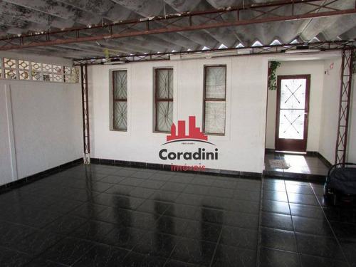 Imagem 1 de 17 de Casa Residencial À Venda, Jardim Santa Eliza, Americana. - Ca1747