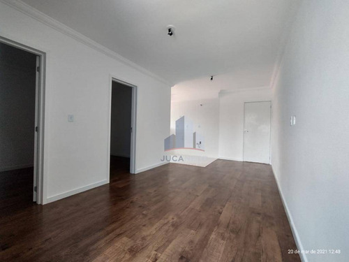 Imagem 1 de 10 de Apartamento Com 2 Dormitórios Para Alugar, 51 M² Por R$ 1.400,00/mês - Jardim Pilar - Mauá/sp - Ap1212