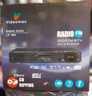 Reproductor De Dvd Usb/sd/radio Fm/hdmi/c. Remoto