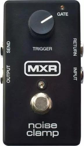 Pedal Mxr Noise Clamp M195 + Nf E Garantia