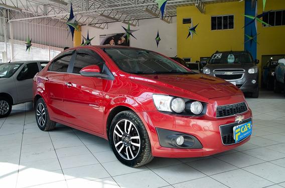 Gm Sonic Sedan Ltz 2012 Automatico,top De Linha,periciado