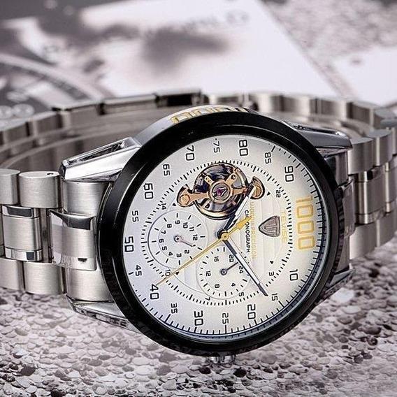 Relógio Tevise Luxo Automático 1000 Original