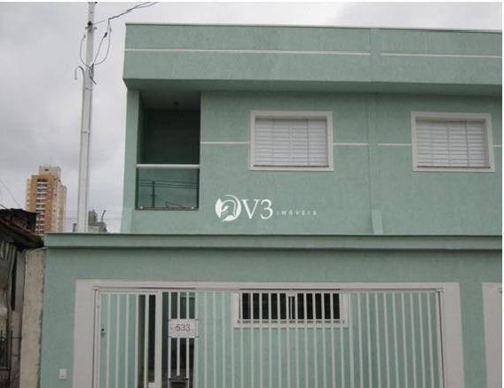 Sobrado Com 3 Dormitórios À Venda Por R$ 599.000,00 - Vila Esperança - São Paulo/sp - So0088