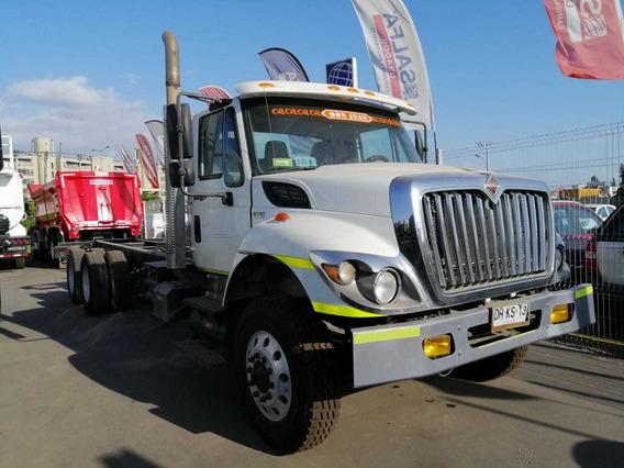 Camion International 7400, Año 2012, Buenas Condiciones