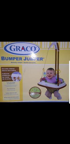Bumper Jumper Graco Excelente Estado Muy Poco Uso