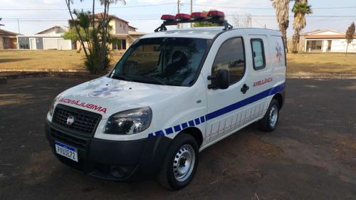 Fiat Doblo Ambulância 1.4