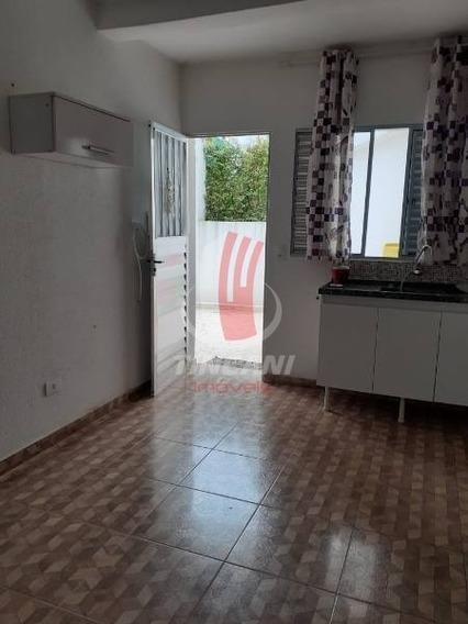 Kitnet Para Locação No Bairro Vila Formosa, 1 Dorm, 1 Vaga, 25 Metros. - 5026