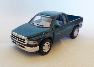 Dodge Ram Pick-up Miniatura Metal 1:44 Abre Portas