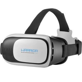 Warrior Óculos Realidade Virtual Multilaser