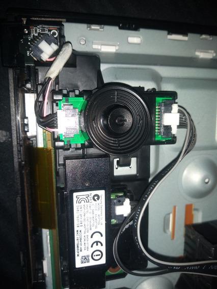 Botão Liga Wifi E Falante Samsung Un40j5300ag