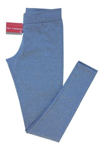 Calça Térmica Feminina - Tecido Apeluciado Para Inverno