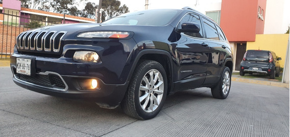 Cherokee Limited Fac Original 2014, Impecable