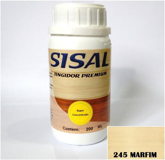 Tingidor De Madeira E Verniz Sisal - 200ml Marfim