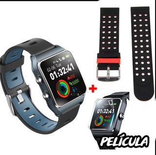 Relogio Smartwatch Sports Makibes Br3 Gps Strava Brindes