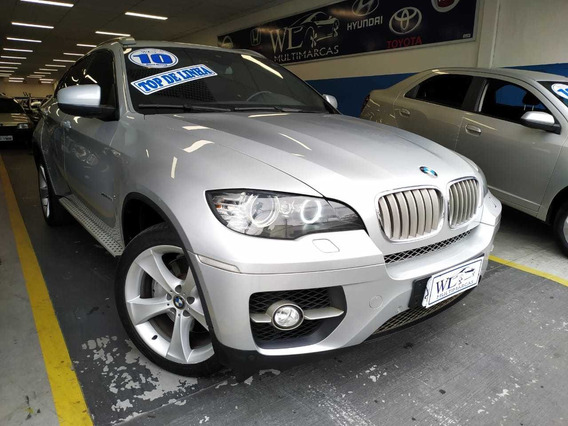 X6 5.0 Xdrive 4.4 2010 *blindada*