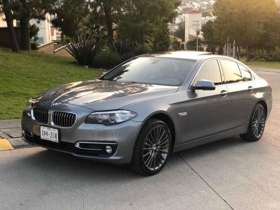 Bmw Serie 5 3.0 535ia Luxury Line At 2015