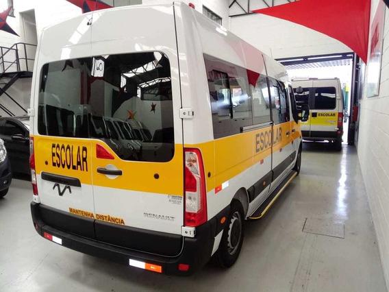 Renault Master L3h2 Escolar 20 Lugares Completa