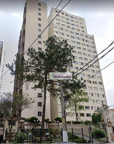 Apartamento Com 2 Dormitórios À Venda, 78 M² Por R$ 590.000,00 - Vila Clementino - São Paulo/sp - Ap4200