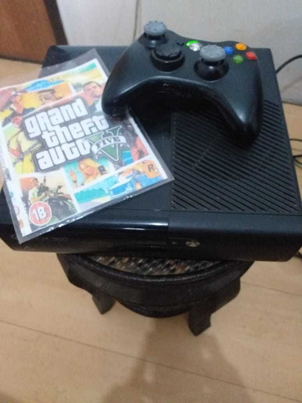 Xbox 360 Desbloqueado, Vai Com 10 Jogos