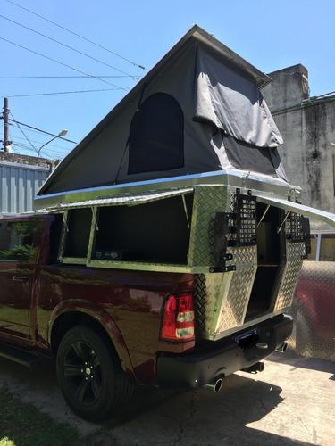 Camper Alutrail Para Pick Alucamper