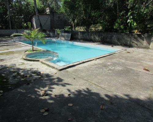 Imagem 1 de 30 de Juquitiba/chácara C/piscina/plana/pomar/ref:04464