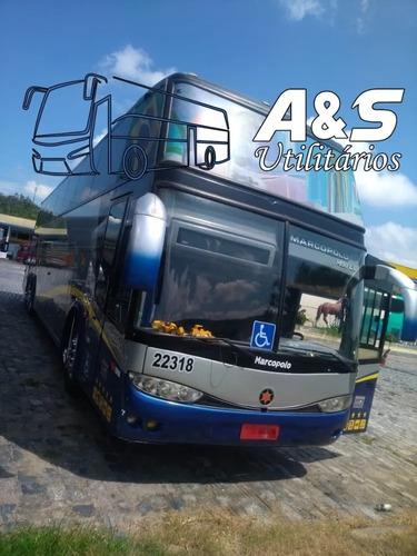 Imagem 1 de 10 de Marcopolo Ld 1550 Ano 2000 Scania K124 Turismo Ais Ref 706