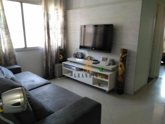Apartamento Residencial À Venda, Nova Petrópolis, São Bernardo Do Campo. - Ap1050