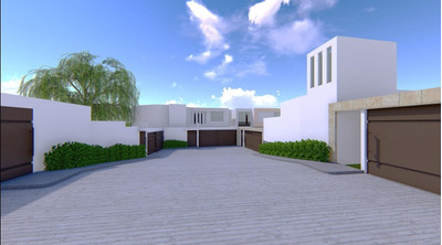 Casa Venta Conjunto Cerrado, Alberca Propia, 3 Recs, Moderna