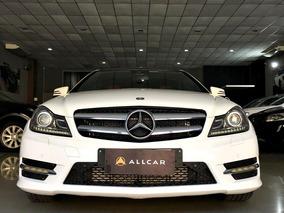 Mercedes Benz C250 Sport Coupe C/ Teto Solar. Branco 2013/14