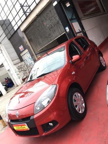 Renault Sandero Expression 1.0 Completo 2014
