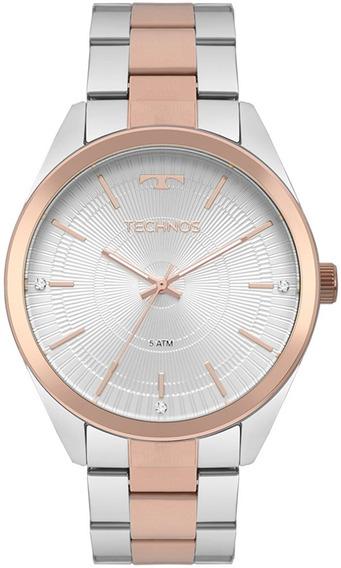 Relógio Technos Feminino Dress 2036mkc/5k