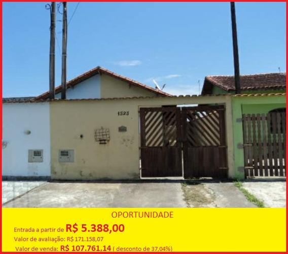 Casa Em Mongaguá, Oportunidade!