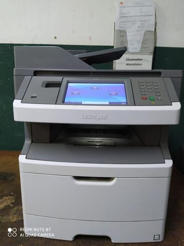 Impressora Lexmark X464 Lote Com 10 Uni