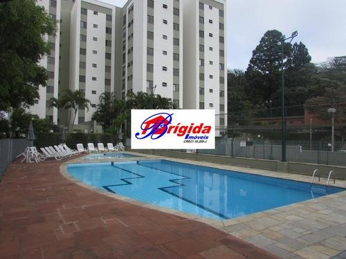 Imagem 1 de 15 de Excelente Apartamento No Km 17 Da Raposo Tavares!! - Ap07
