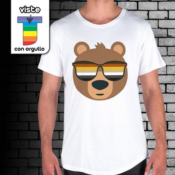 Playera Gay Osos Pride Arcoiris Lgbt 2 Pz