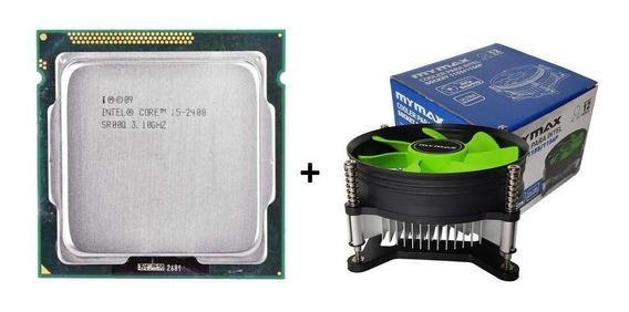 Processador Intel I5-2400 Oem, Com Cooler, Promoção + Nfe