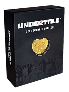 Ps4 Undertale-collector S Edition Ps4