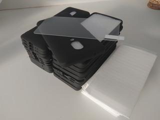 Kit Com Duas Capas Z5 Pro Gt + 2 Películas De Vidro