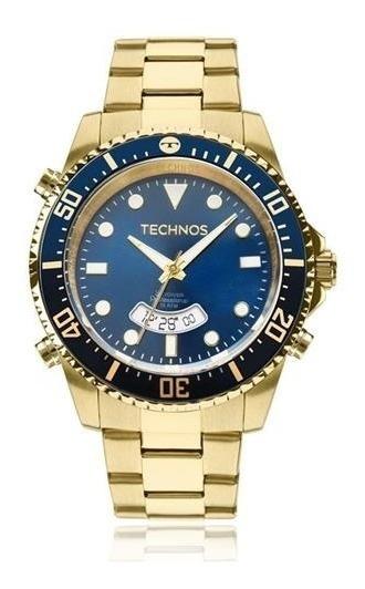 Relógio Masculino Technos Skydiver T205jd/4a