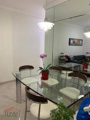 Apartamento Com 2 Dormitórios À Venda, 56 M² Por R$ 480.000 - Pirituba - São Paulo/sp - Gd0006