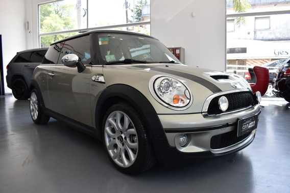 Mini Cooper S 2007 1.6 Hot Pepper