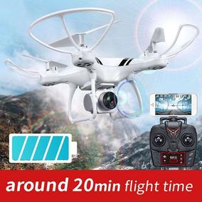Drone Selfie Ky101s Câmera Hd Wi-fi Fpv