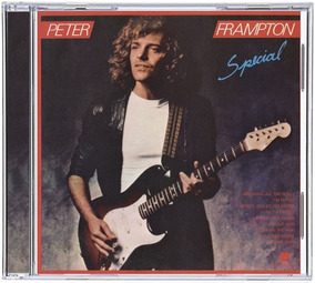 Cd Peter Frampton 1983 - Special - Breaking All The Rules