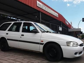 Ford Escort Sw Glx