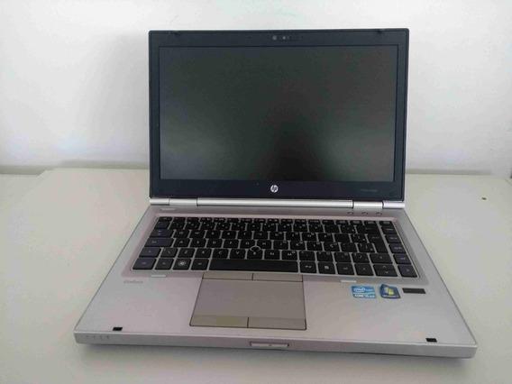 Notebook Hp 8460p Win7 I5 2° Hd 250 2gb Semi-novo / Wi-fi !
